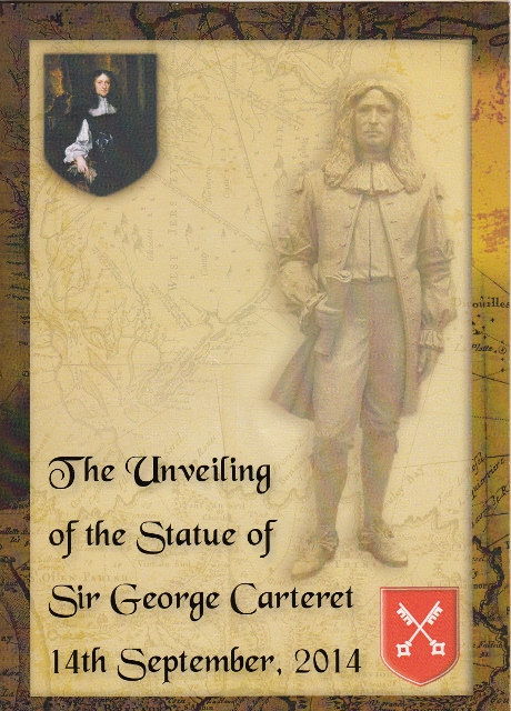 Sir George Carteret, Our Ancestor Interesting Life and times.