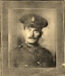 Picture of Private Harry de Carteret died 1916